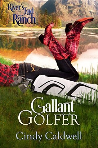 Gallant Golfer by Cindy Caldwell