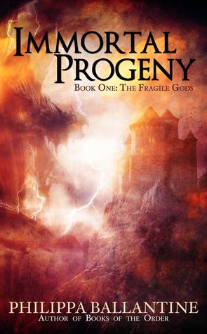 Immortal Progeny (Fragile Gods, #1)