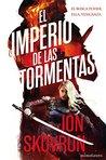 El imperio de las tormentas by Jon Skovron