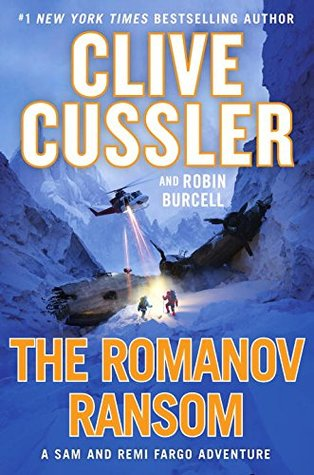 Book Review: Clive Cussler & Robin Burcell's The Romanov Ransom