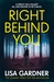 Right Behind You (Quincy & Rainie, #7)