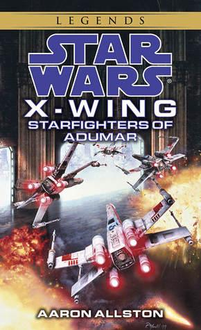 Starfighters of Adumar by Aaron Allston