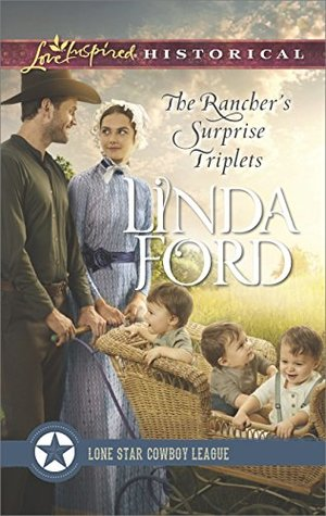 The Rancher's Surprise Triplets (Lone Star Cowboy League: Multiple Blessings #1)