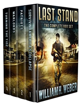 Last Stand: The Complete Four-Book Box Set