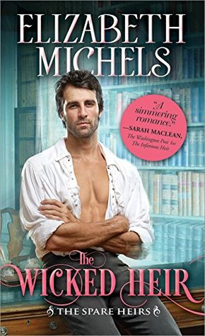 The Wicked Heir (The Spare Heirs, #3)