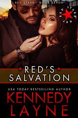 Red's Salvation by Kennedy Layne