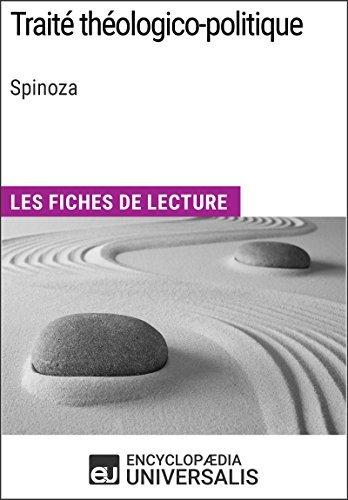 Traité théologico-politique de Spinoza: Les Fiches de lecture d'Universalis