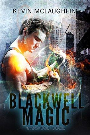 Blackwell Magic: Books One-Three (Blackwell Magic #1-3)