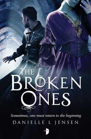 The Broken Ones by Danielle L Jensen