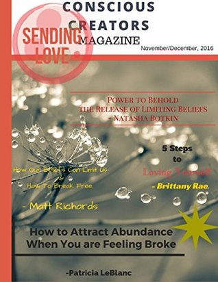 Conscious Creators Magazine: Let it go!