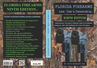 florida-firearms-law-use-ownership-9th-edition2016