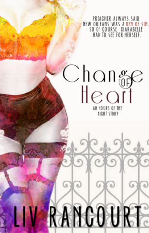 Release Day Review: Change of Heart (Hours of the Night Prequel) by Liv Rancourt