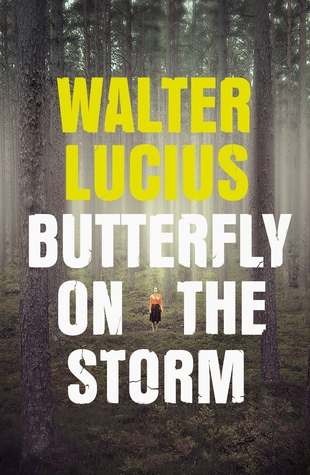 Butterfly on the Storm (Heartland Trilogy #1)