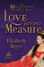Love Beyond Measure (The Honorables #4)