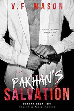 Pakhan's Salvation (Pakhan #2) (Bratva & Cosa Nostra, #2)
