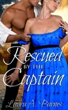 Rescued By the Captain (Romancing the Spies, #1)