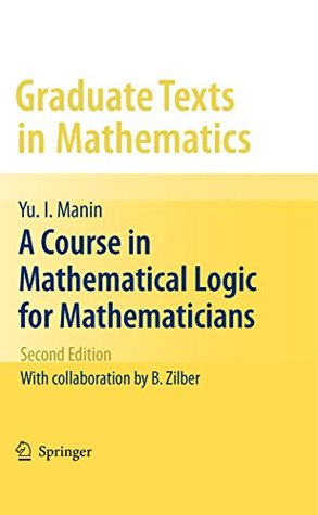 A Course in Mathematical Logic for Mathematicians: 53