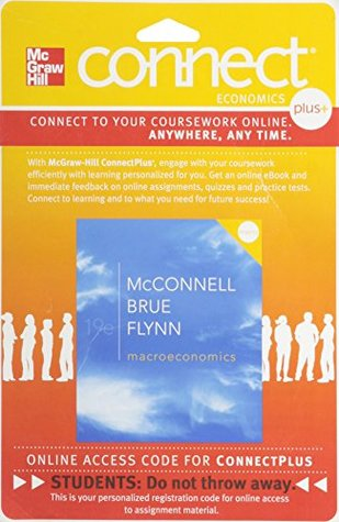 Connect Plus Economics with LearnSmart One Semester Access Card for Macroeconomics