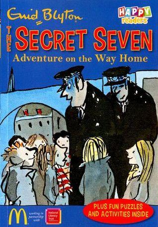 Secret Seven Book