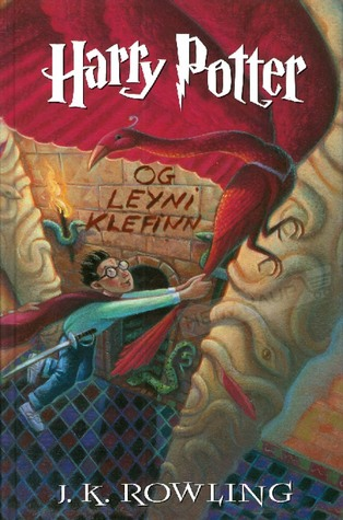 Harry Potter og leyniklefinn (Harry Potter, #2)