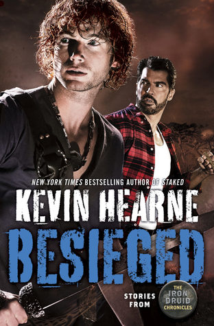 Book Review: Besieged by Kevin Hearne