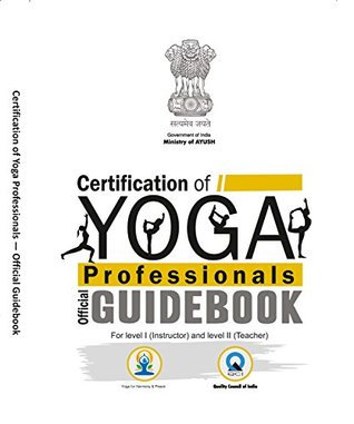 Certification of YOGA Professional Official Guidebook