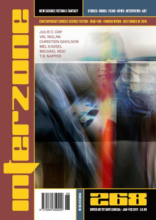 Interzone 268, January-February 2017 (Interzone, #268)