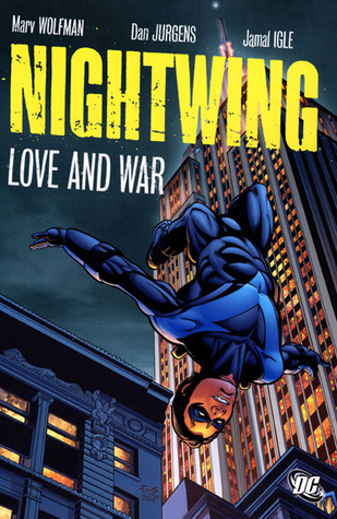 Nightwing by Marv Wolfman
