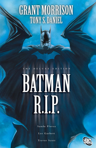 Batman: R.I.P.(Grant Morrisons Absolute Batman 4)