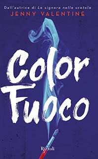 Color Fuoco by Jenny Valentine
