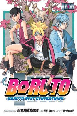 Boruto: Naruto Next Generations, Vol. 1: Uzumaki Boruto!!