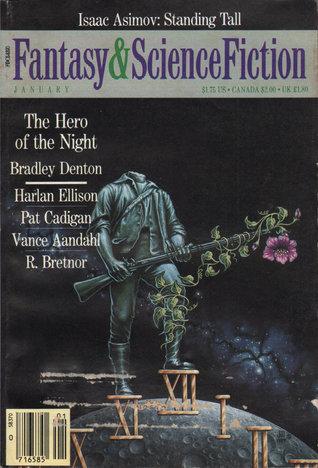 The Magazine of Fantasy & Science Fiction, January 1988 (The Magazine of Fantasy & Science Fiction, #440)