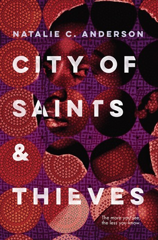 city of saints and thieves natalie c. anderson