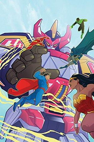 Justice League/Power Rangers (2017-) #3