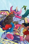 Justice League/Power Rangers (2017-) #3