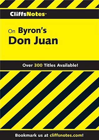 CliffsNotes on Byron's Don Juan