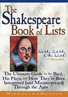 The Shakespeare Book of Lists, Second Edition
