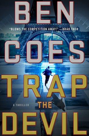 Trap the Devil (Dewey Andreas) - Ben Coes