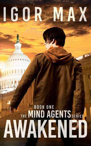 Awakened (The Mind Agents, #1)