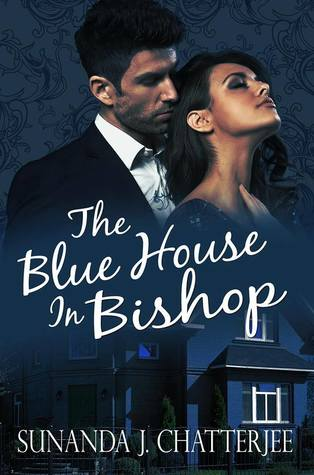 Book Cover of The Blue House in Bishop