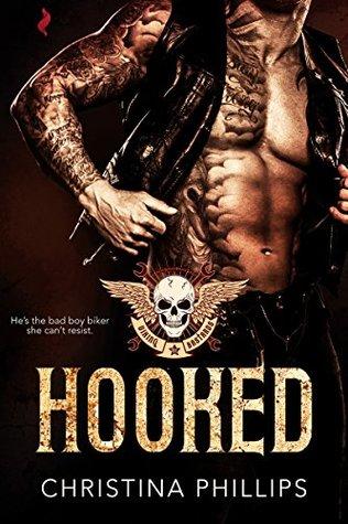 Hooked (Viking Bastards MC, #1)