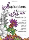 Inkspirations Color Me Postcards
