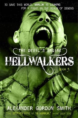 Hellwalkers (The Devil's Engine #3)