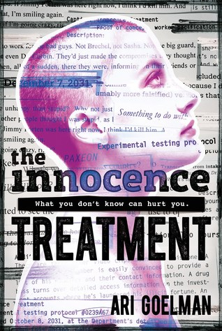 The Innocence Treatment by Ari B. Goelman