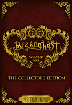 Bizenghast Collectors Edition V.1