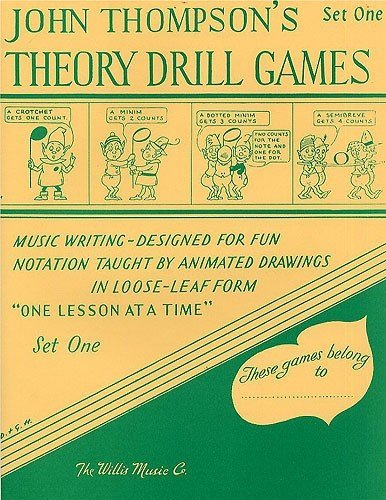 Theory Drill Games - Set One