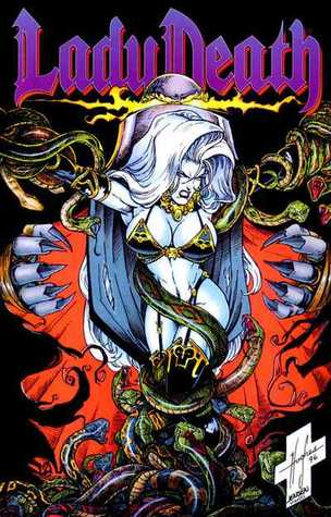 Lady Death The Crucible #2