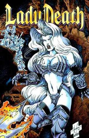 Lady Death The Odyssey #2