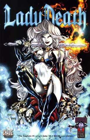 Lady Death The Rapture #1