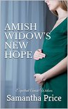 Amish Widow's New Hope (Expectant Amish Widows #13)